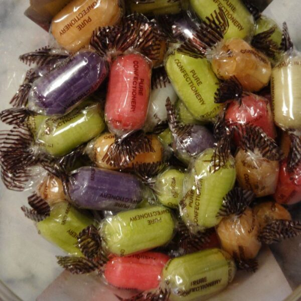 Chocolate Fruits