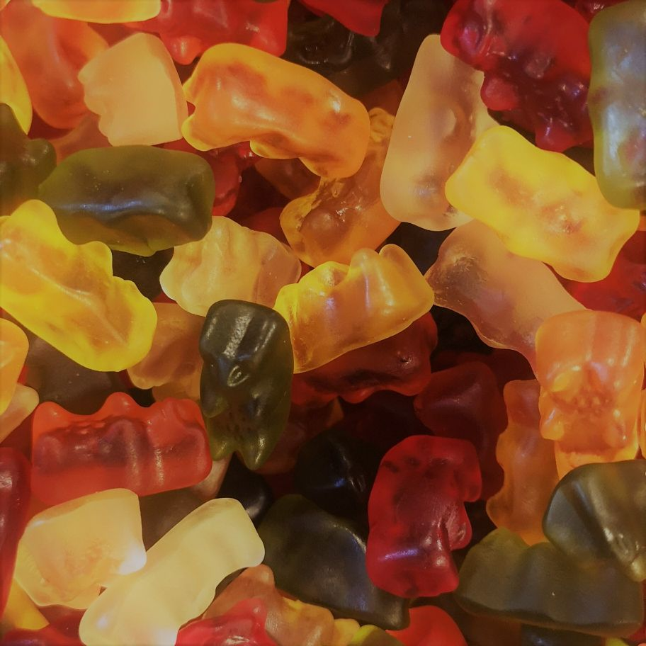 Haribo Jelly Teddies (Goldbears)
