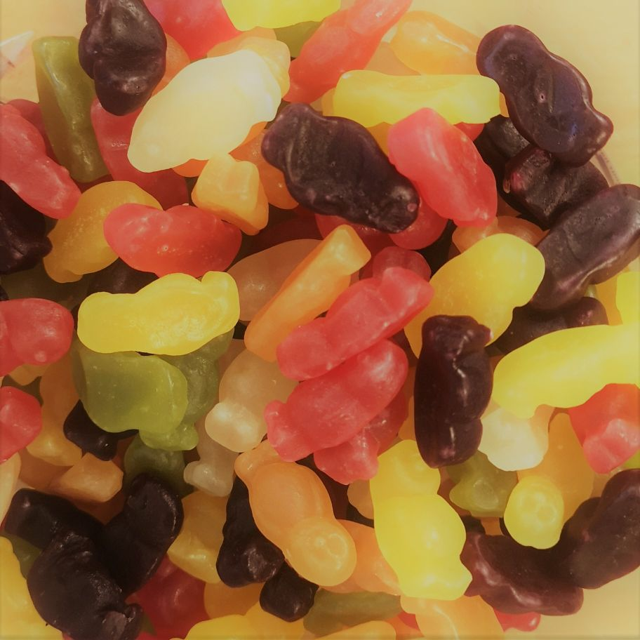 Haribo Mini Jelly Babies