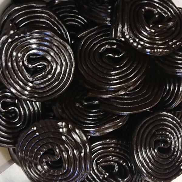 Liquorice (Licorice) Wheels