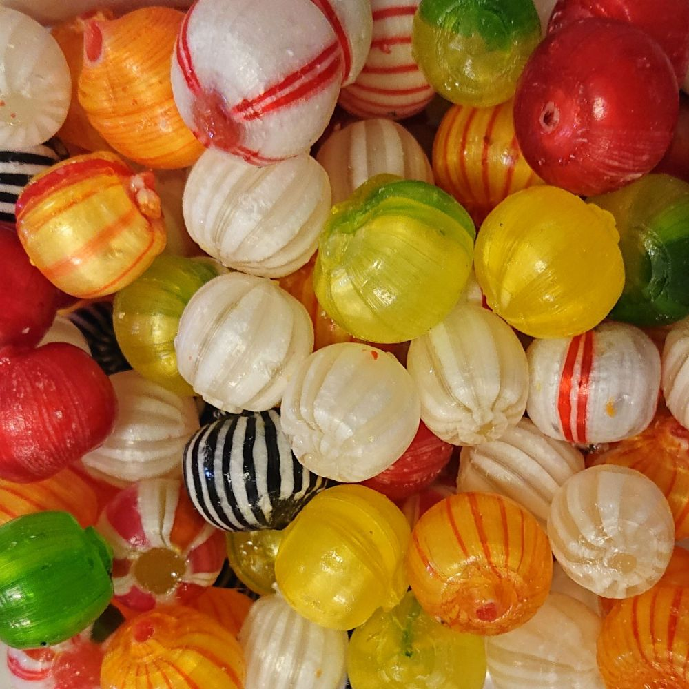 Mixed Balls