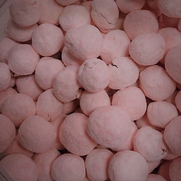 Traditional Strawberry Bon Bons