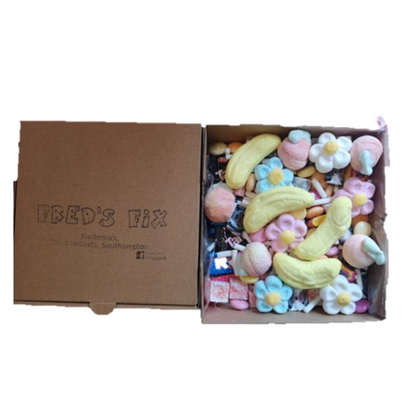 Fred's Soft & Chewy Fix Box