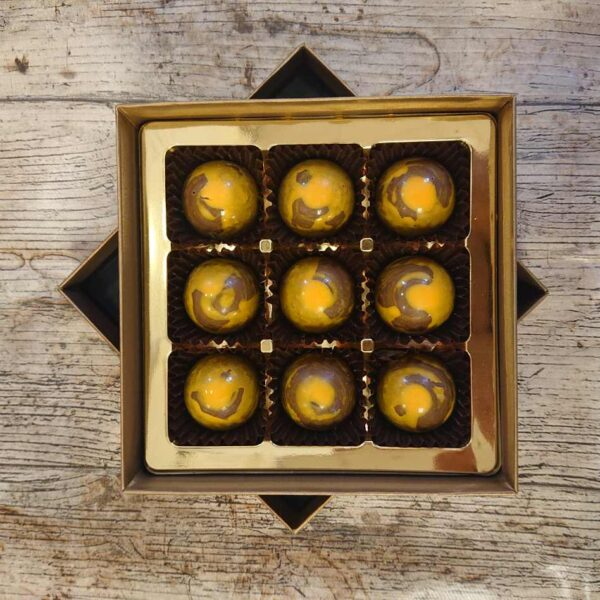 Bannoffee Caramel (9 Chocolate Box)