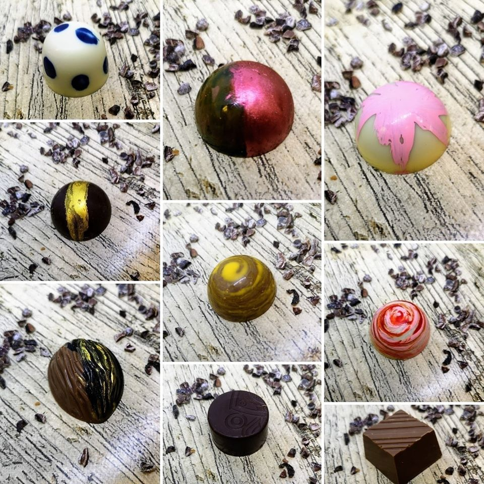 Medium Chocolate Boxes