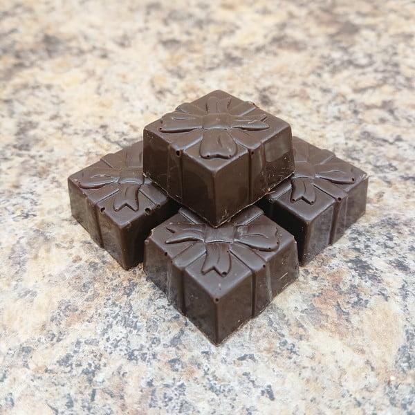 Dark Cherry Fondant (9 Chocolate Box)