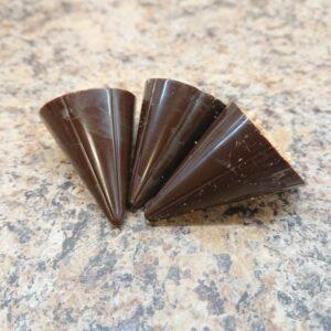 Dark Praline Cones
