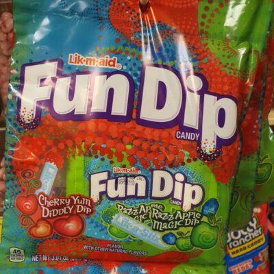 Wonka Fun Dips