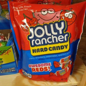 Jolly Rancher Awesome Red