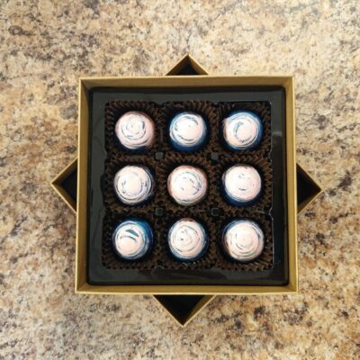 Bubblegum Caramel (9 Chocolate Box)