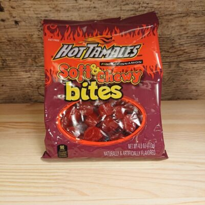 Hot Tamales Bites